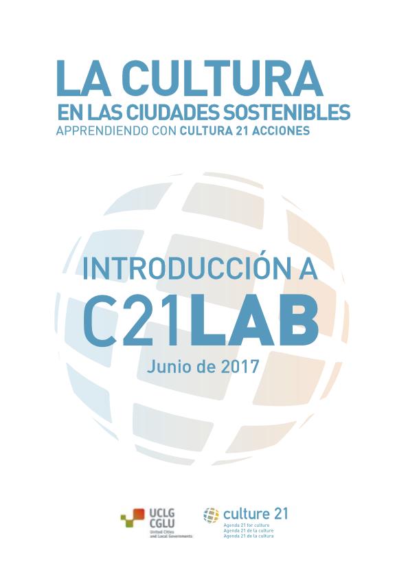 Presentación del taller Cultura 21 Lab