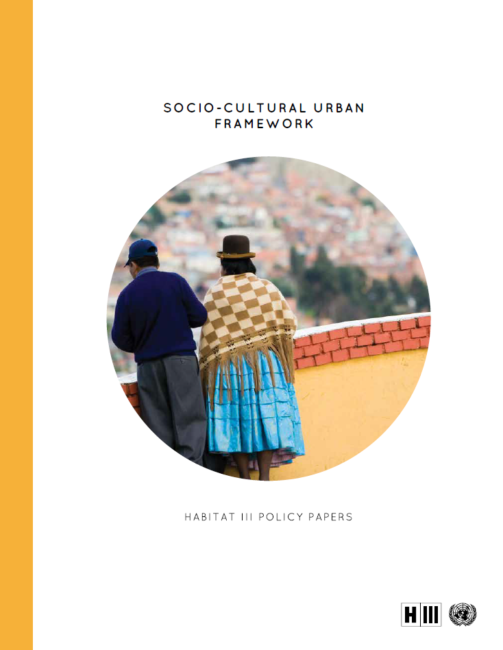 Habitat III Policy Paper - Policy Unit 2