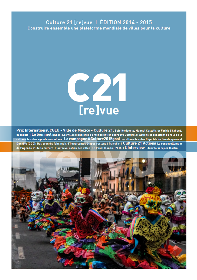 Culture 21 [Re]vue - WEB