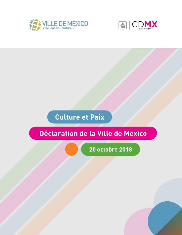 Déclaration de CDMX