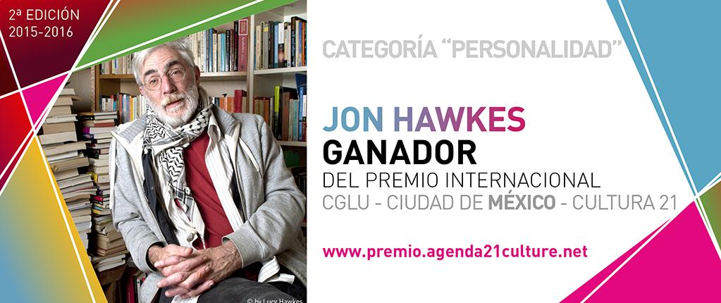 Jon Hawkes Banner