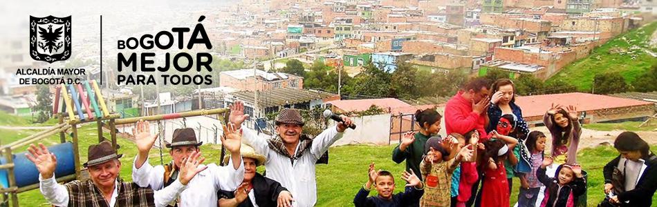 Banner Bogotá
