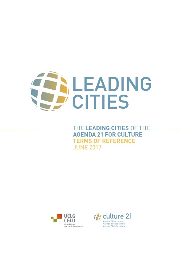 Leading Cities programme - ToR