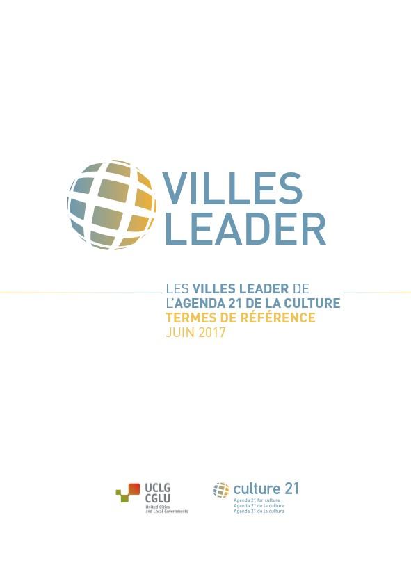 Programme de Villes Leader  - TdR
