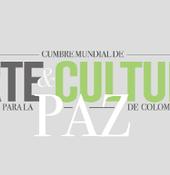 """La Ciudad de Bogotá organizó la Cumbre Mundial sobre""""Arte & Cultura para la Paz""""en abril de 2015."""