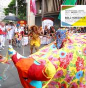 "Projet ""Arena da Cultura - Artistic and Cultural Training Programme"""