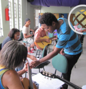 "The project ""Network of regional cultural centres"" developped by Belo Horizonte in the framework of the Pilot City programme is also part of our good practices database."