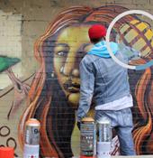 """Bonne pratique de l'Agenda 21 de la Culture: le projet """"Ruptures, transitions, réinventions. Pratiques responsables du graffiti """" de Bogotá."""