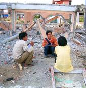Banda Aceh post-tsunami cultural heritage