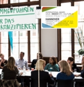 Hannover, Twinning for a culture of sustainability