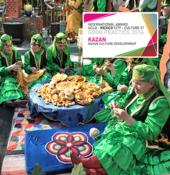 Développement de la culture à Kazan.