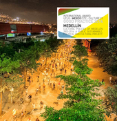 Medellín, política cultural 2002-2014.