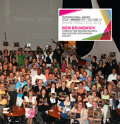Nouveau Brunswick, Strategy for arts and culture