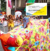 Belo Horizonte, Arena da Cultura - Formation artistique et culturelle.